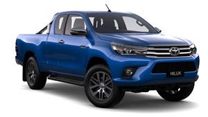 2015-SR5 4X4 Extra Cab Pick Up Nebula Blue
